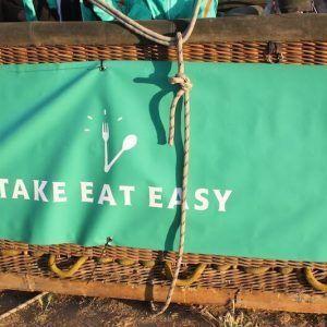 Vuelo en Globo en Segovia 30/06/16 TAKE EAT EASY