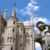 Como el Vuelo en globo sobre Astorga