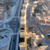 Como el Vuelo en Globo sobre Ávila