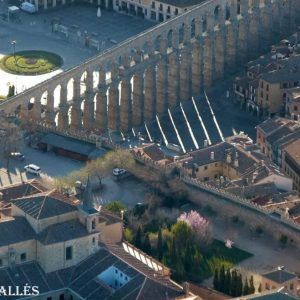 Vuelo en Globo en Segovia 11/03/17