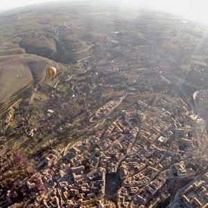 Vuelo en Globo en Segovia 20/03/17