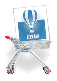 Carrito compra Billete Regalo para Volar en Globo