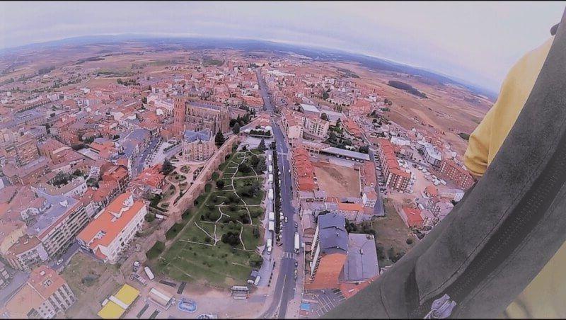 Billete Globo Aerostático Astorga