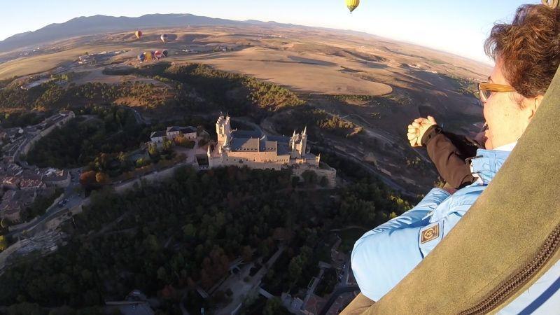 Comprar tu Billete en Globo Aerostático en Segovia