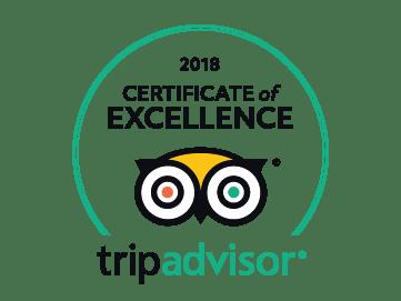 Certificado Excelencia EoloFLY 2018