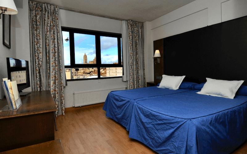 Habitación Hotel y vuelo en globo