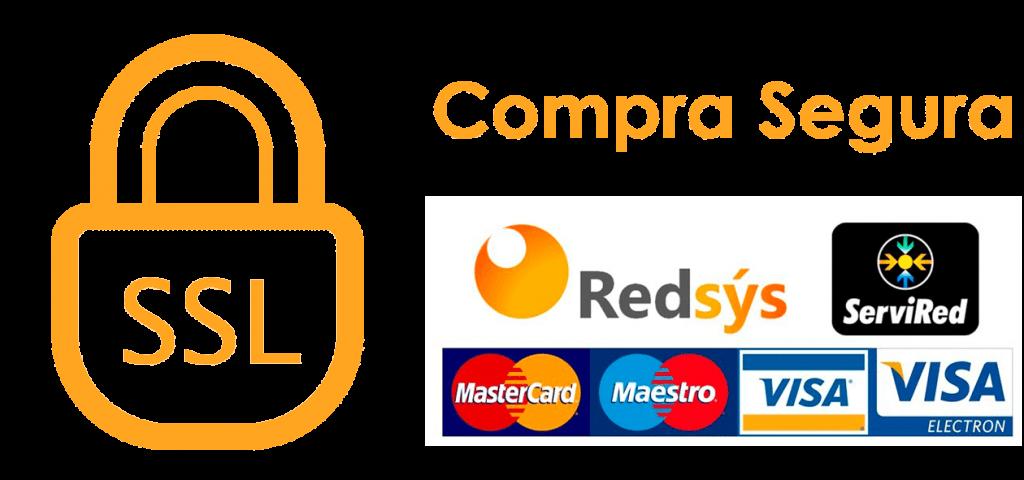 Redsys pago seguro