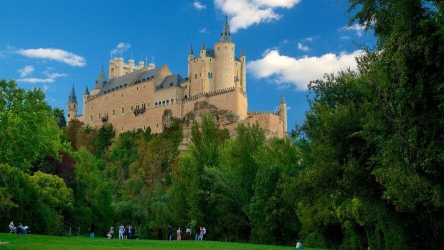 Mirador de la Pradera de San Marcos Segovia