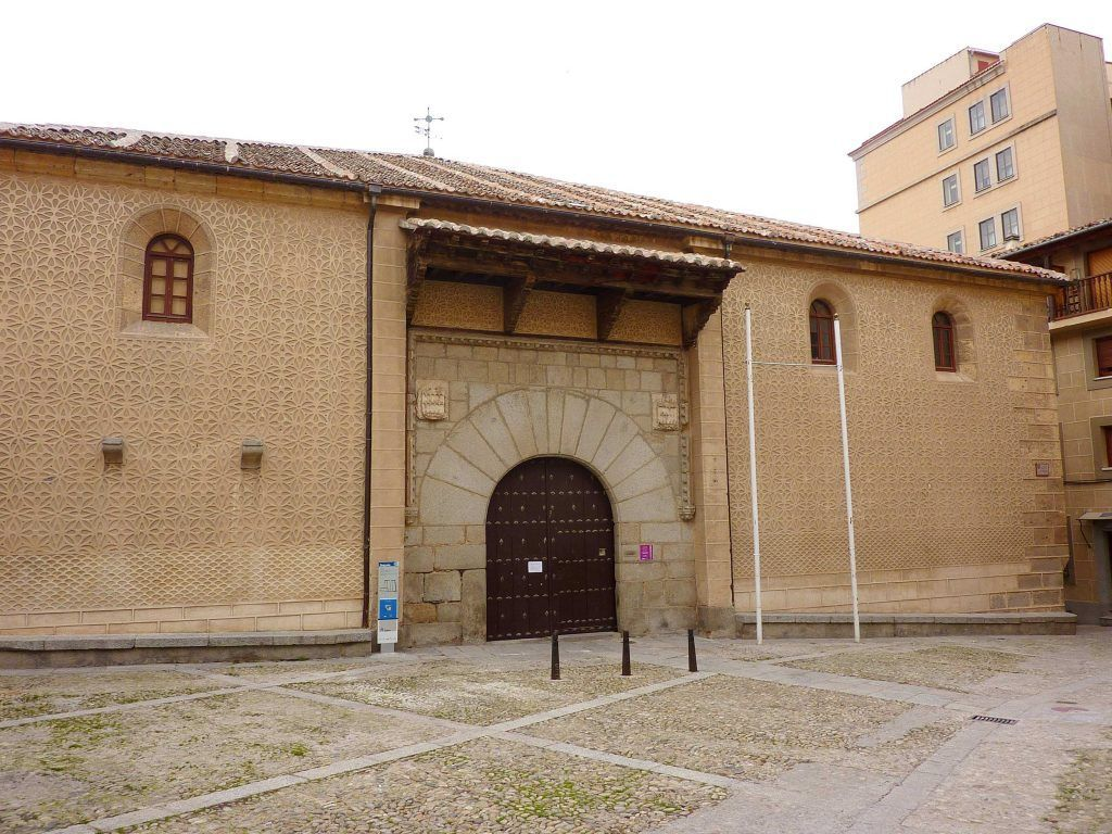 Antiguo almacén de grano de Segovia