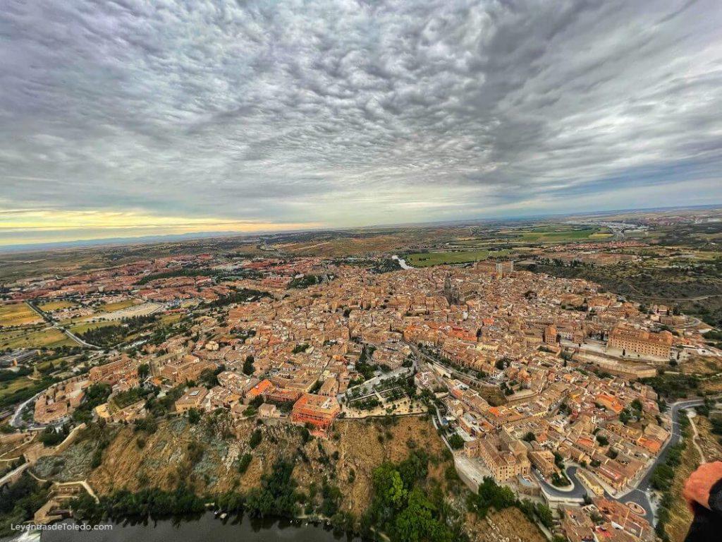 Viaje en Globo Toledo