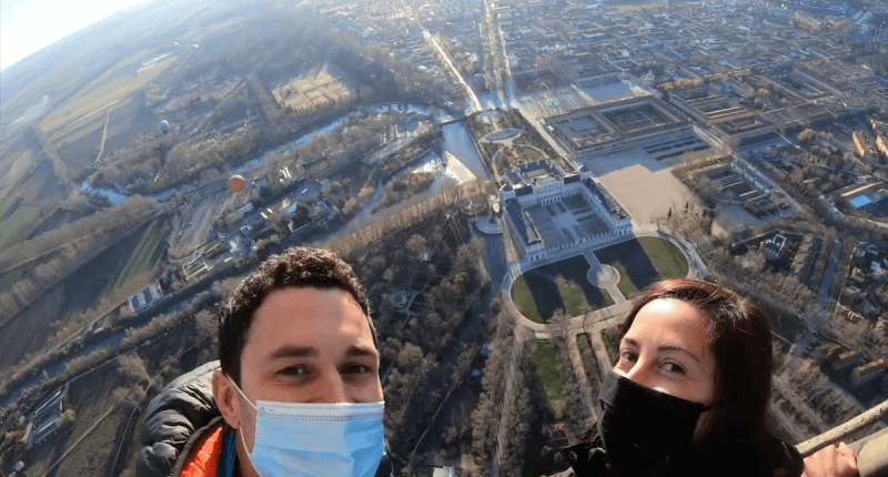 Ballooning in Aranjuez, The number 1 way to enjoy the city!