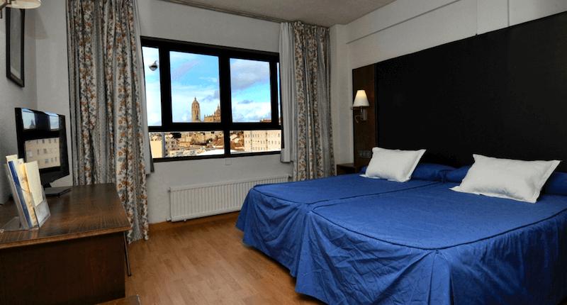 Hotel room and Hot Air Balloon Flight