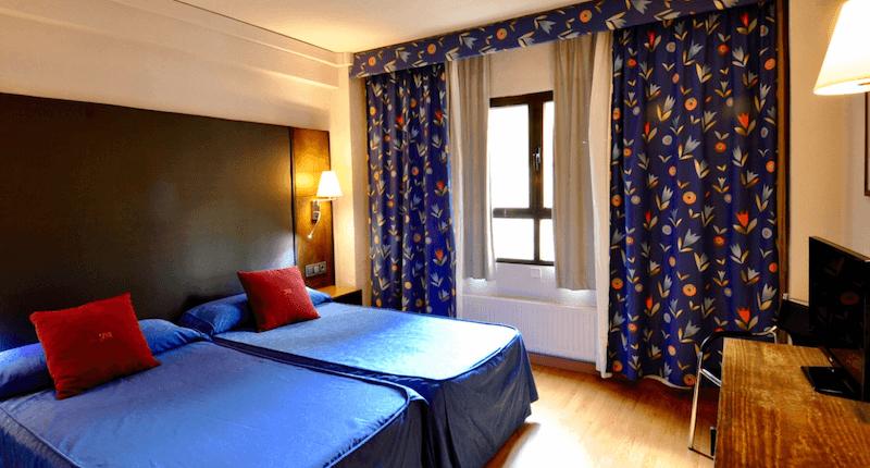 Hotel Corregidor acogedor a 5 minutos del campo de Despegue de los Globos