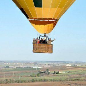 preguntas frecuentes vuelo en globo al aire libre