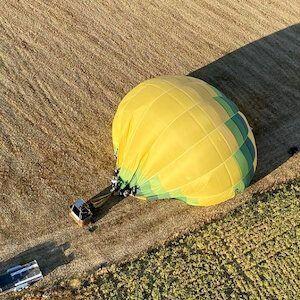 Preguntas frecuentes ¿Cómo aterrizan los globos?
